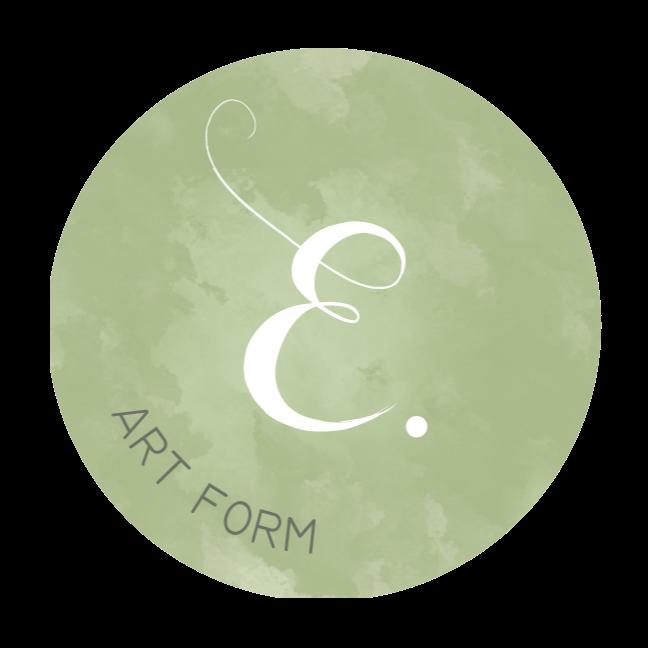 Logga E Art Form